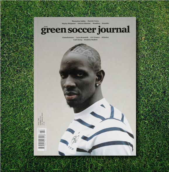 Заметки на полях: Журналы о футболе, которые на самом деле интересно читать. Изображение №14.