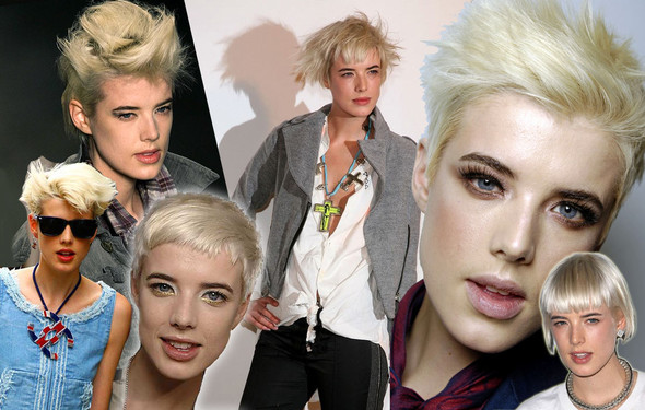Short hairstyles. Изображение № 1.