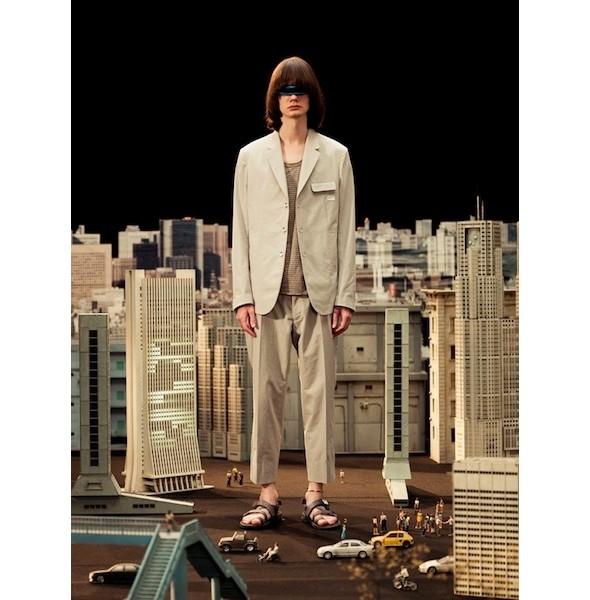 Мужские лукбуки: Alexander McQueen, Burberry и Undercover. Изображение № 72.