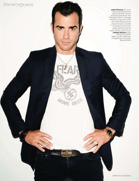 Съёмка: Терри Ричардсон для британского Vogue. Изображение № 7.