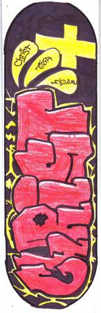 Скейтборд дляПапы. Изображение № 11.