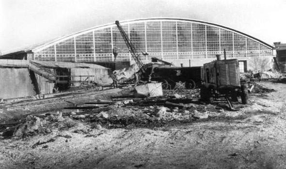 Заброшенный советский большой адронный коллайдер. Изображение № 3.