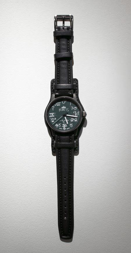 Часы Fortis IQдизайнера Рольфа Сакса. Изображение № 4.