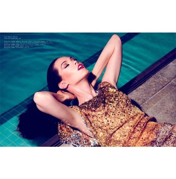 5 новых съемок: Interview, Marie Claire и Vogue. Изображение № 25.