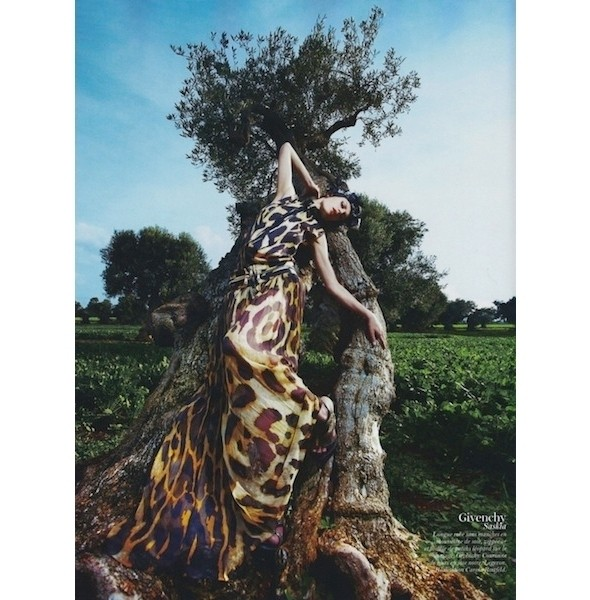 Изображение 2. Съемки: Harper's Bazaar, Industrie, Vogue и другие.. Изображение № 49.