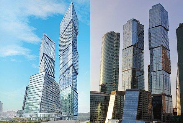 Ожидания и реальность: Проекты звёздных архитекторов в России. Изображение № 11.