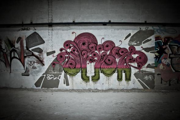 Стрит-арт от Iemza. Изображение № 1.