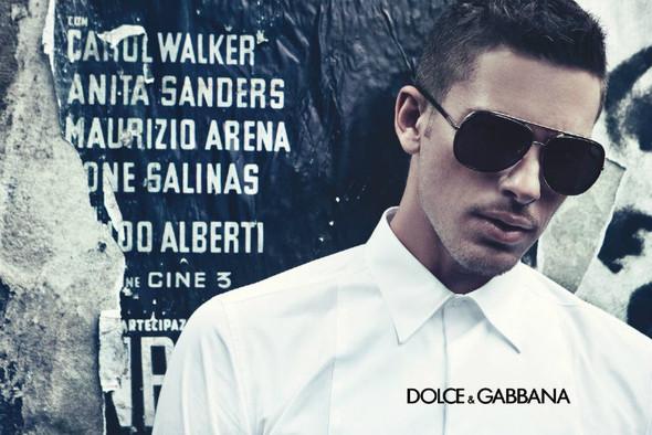 Мужские кампании: Fendi, Dolce & Gabbana и Ralph Lauren. Изображение № 6.