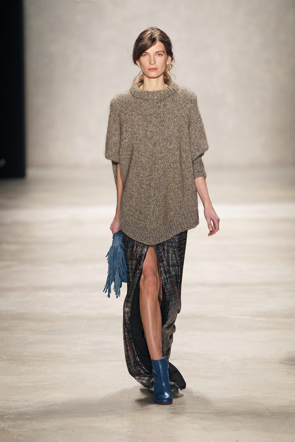 Berlin Fashion Week A/W 2012: Schumacher. Изображение № 21.