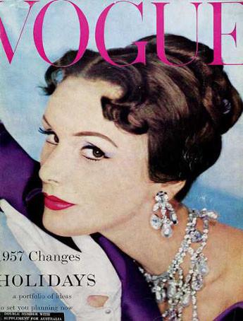 Как менялся Vogue. Изображение № 12.