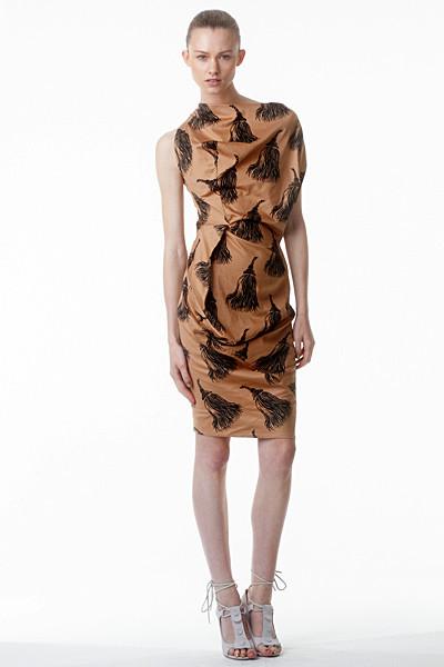 Лукбук: Vivienne Westwood Anglomania SS 2012. Изображение № 6.