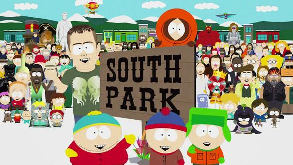 Southpark сексуальная зависимость