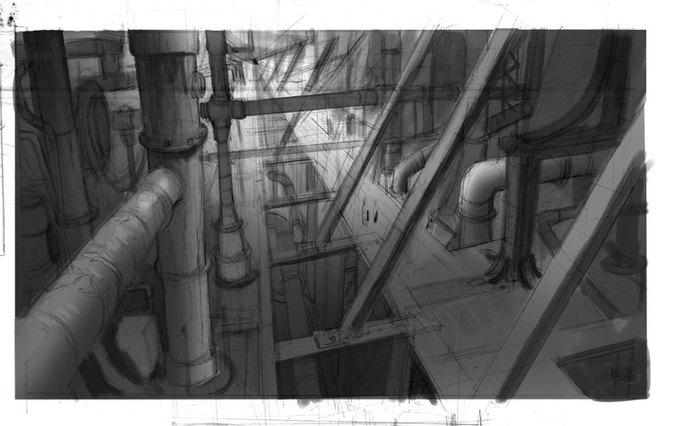Опубликованы концепт-арты экранизации Bioshock. Изображение № 10.