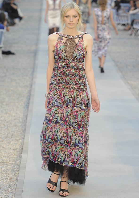 Изображение 20. Показана новая круизная коллекция Chanel.. Изображение № 20.