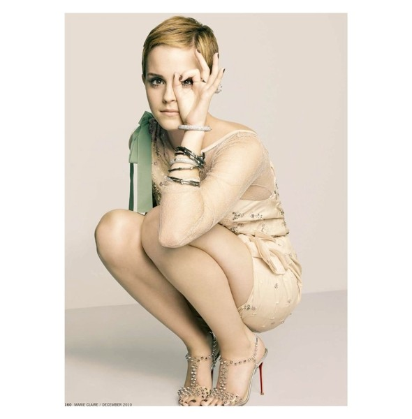 Новые съемки: Elle, Marie Claire, Vogue и другие. Изображение № 25.