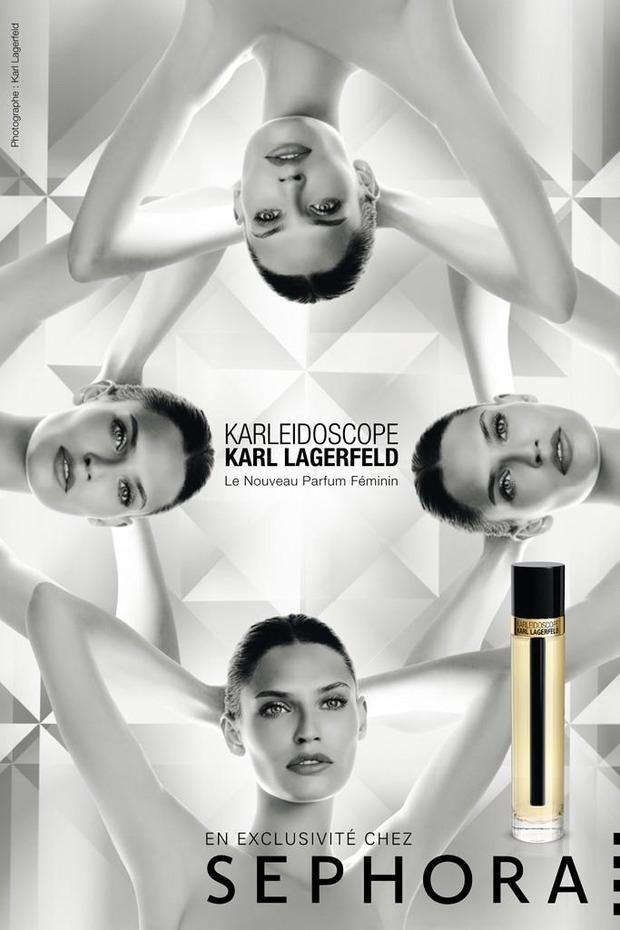 Карл Лагерфельд возрождает линию ароматов. Изображение № 1.