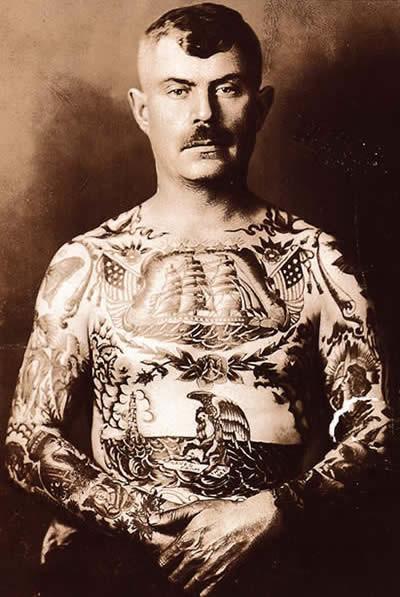 Татуировка XXвека. Изображение № 8.