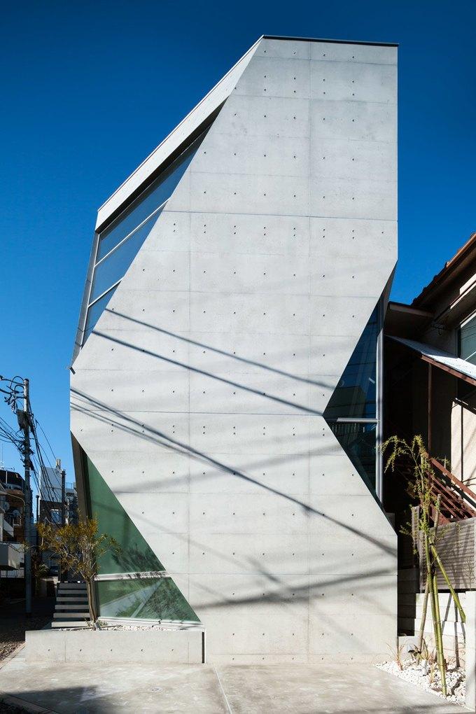 Архитектура дня: дом для химиков из экологичного бетона . Изображение № 2.