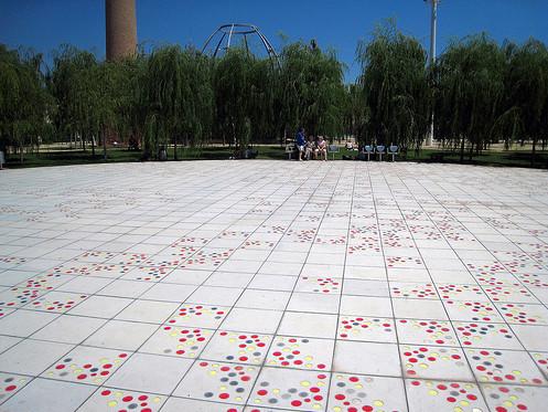 Изображение 41. Барселона: общественные пространства.. Изображение № 44.