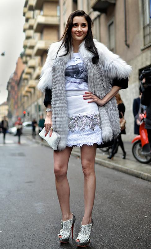 City Looks: Париж и Милан. Изображение № 17.