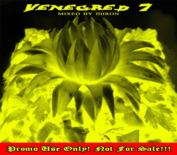 Venegred vol 7_mixed by Miron. Изображение № 1.