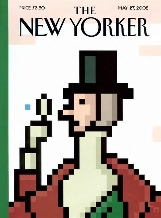 Обложки TheNew Yorker. Изображение № 78.