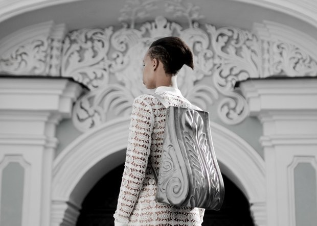 Дизайнер из Украины создал «архитектурные» рюкзаки. Изображение № 8.
