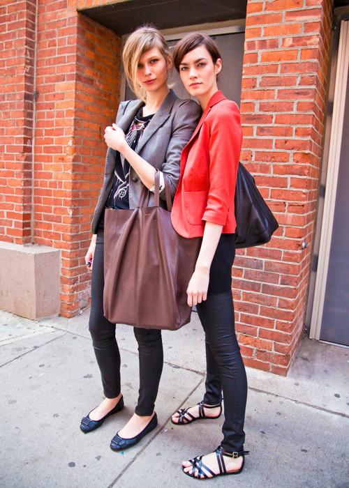 City Looks: Стиль моделей в блоге Bonae L'Amour. Изображение № 17.
