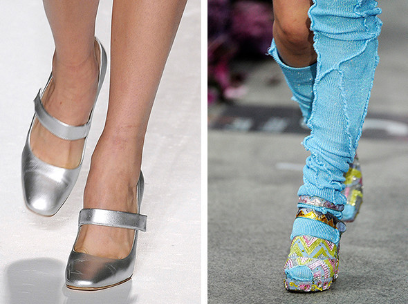 Walking in my shoes: 10 тенденций обуви весны-лета 2011. Изображение № 82.