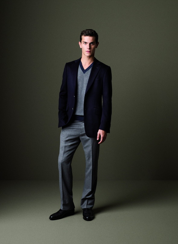 Alfred Dunhill SS 2012. Изображение № 6.