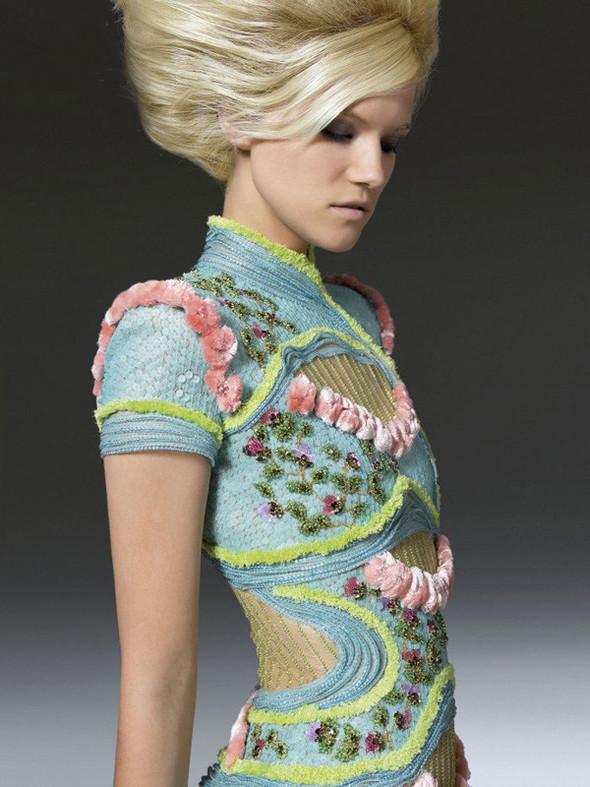 Лукбук: Atelier Versace FW 2011. Изображение № 2.