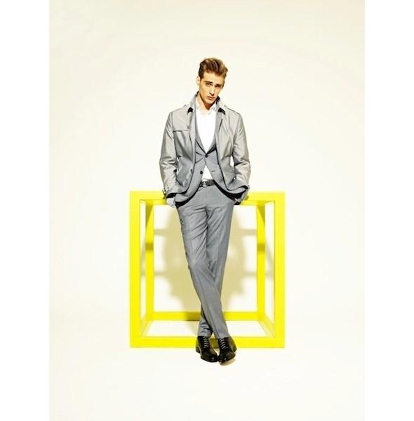 Изображение 30. Рекламные кампании: Calvin Klein White Label, Enrico Coveri и Kenzo.. Изображение № 30.