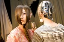 London Fashion Week. Hairlooks. Part 2. Изображение № 4.