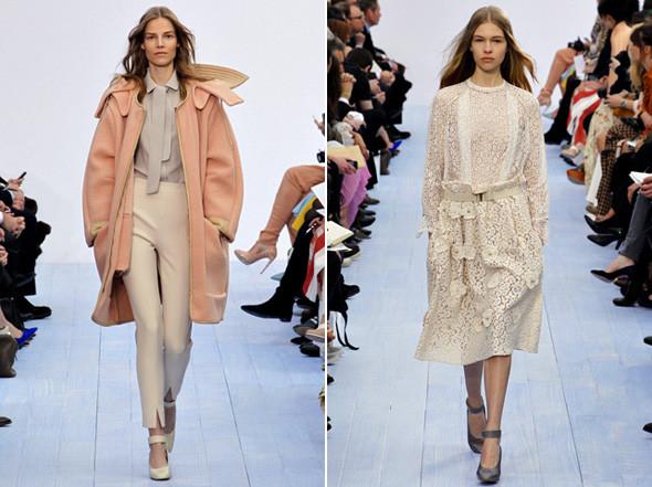 Показы Paris Fashion Week FW 2012: День 7. Изображение № 1.