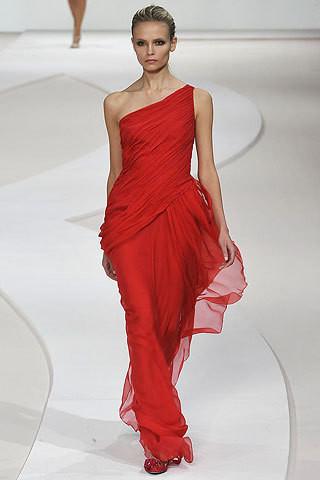 Алессандра Факкинетти для Valentino. Изображение № 4.