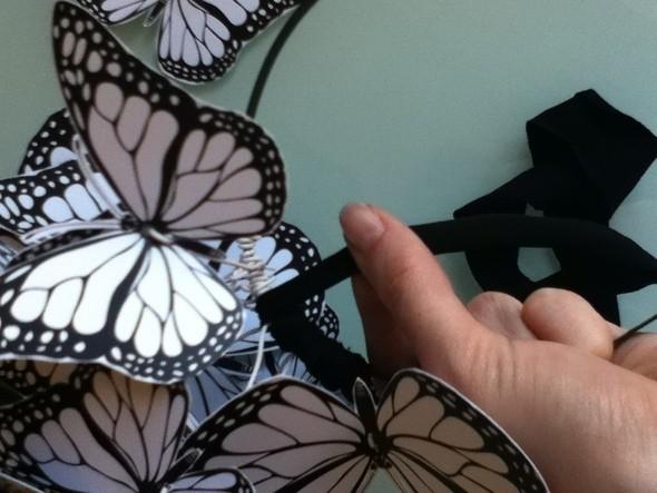 Своими руками большая бабочка 39