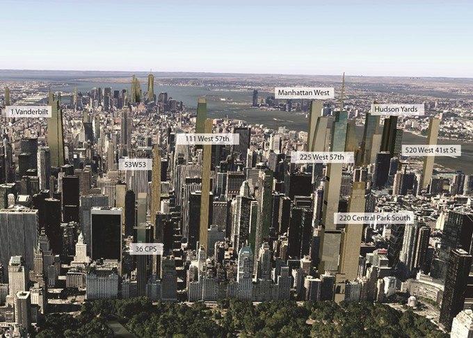 Концепт: как будет выглядеть Манхэттен в 2018 году. Изображение № 5.