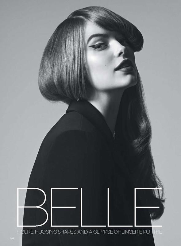 Съёмка: Робин Лоули для австралийского Vogue. Изображение № 1.