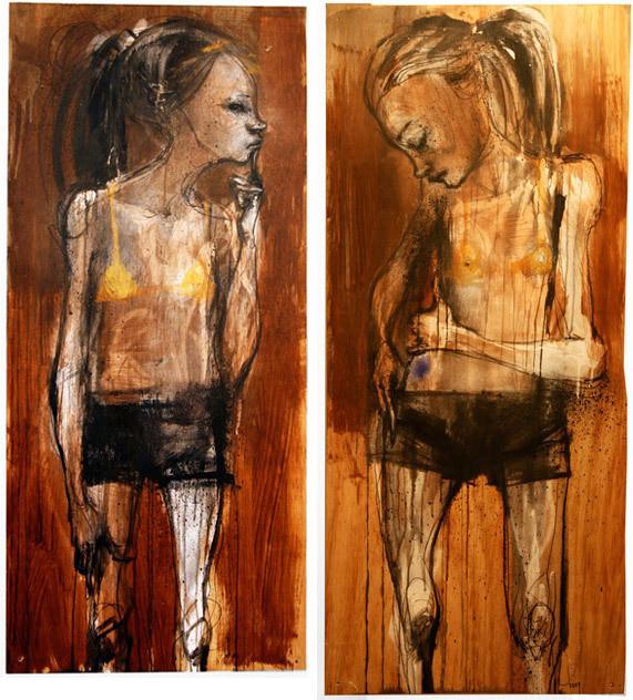 Изображение 38. Девушки встрит-арте.. Изображение № 35.