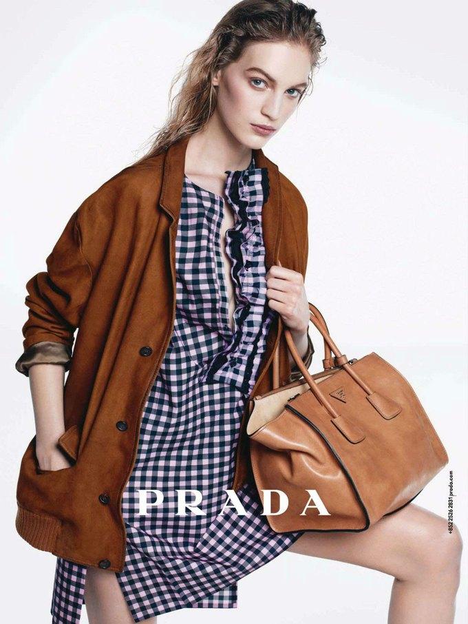 Вышли новые кампании Acne, Dior и Prada. Изображение № 2.