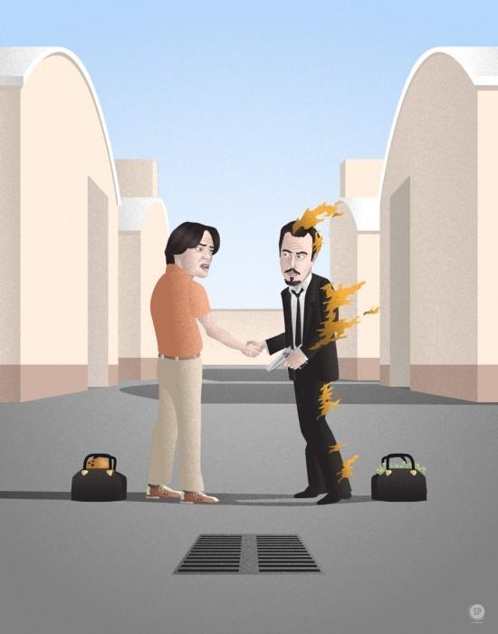Изображение 20. Постеры: Квентин Тарантино против братьев Коэнов.. Изображение № 20.