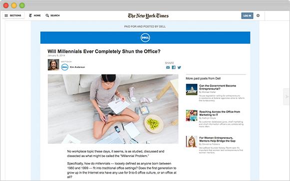 Редизайн сайта NYT:  7 главных изменений . Изображение № 3.