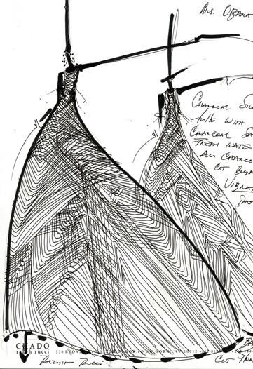 Дизайн одежды дляМишель Обамы. Изображение № 8.