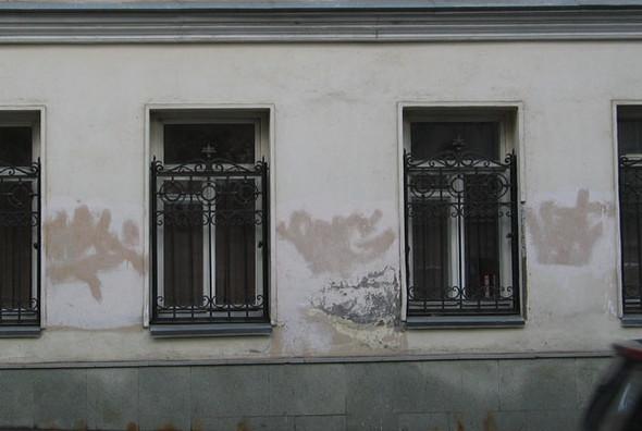 Художественные методы уничтожения граффити. Изображение № 5.
