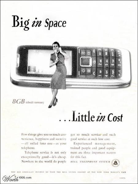 Реклама. Старый взгляд нановые вещи. Изображение № 5.