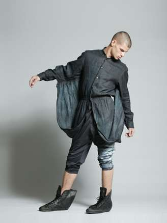 The Asher Levine 2011 Spring/Summer Line is Spine-Chilling. Изображение № 8.