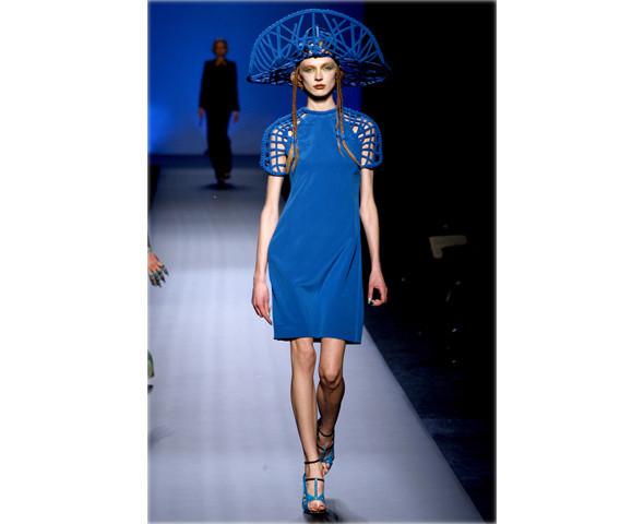 Неделя моды в Париже: Haute Couture. Изображение № 19.