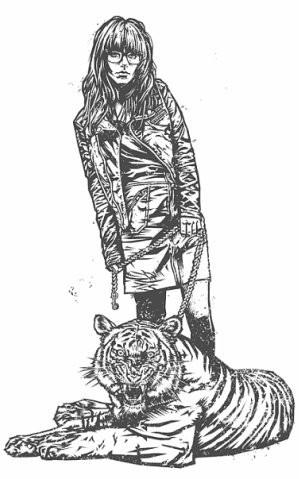 Девушки с оружием от Frank Barbara. Изображение № 44.