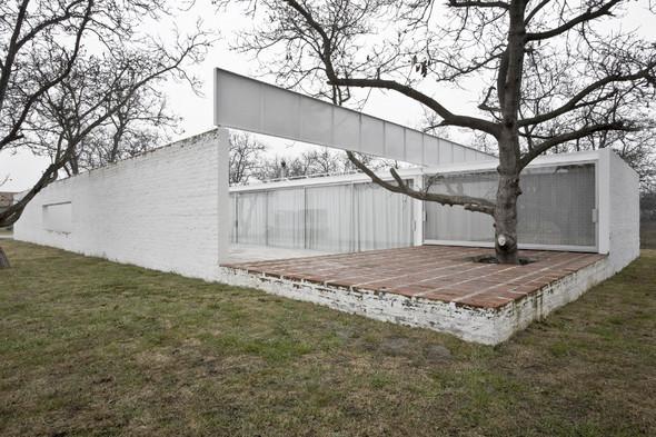 Chilean House. Smiljan Radic. Изображение № 1.