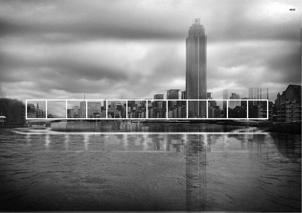 Выложены 74 проекта нового моста через Темзу. Изображение № 12.